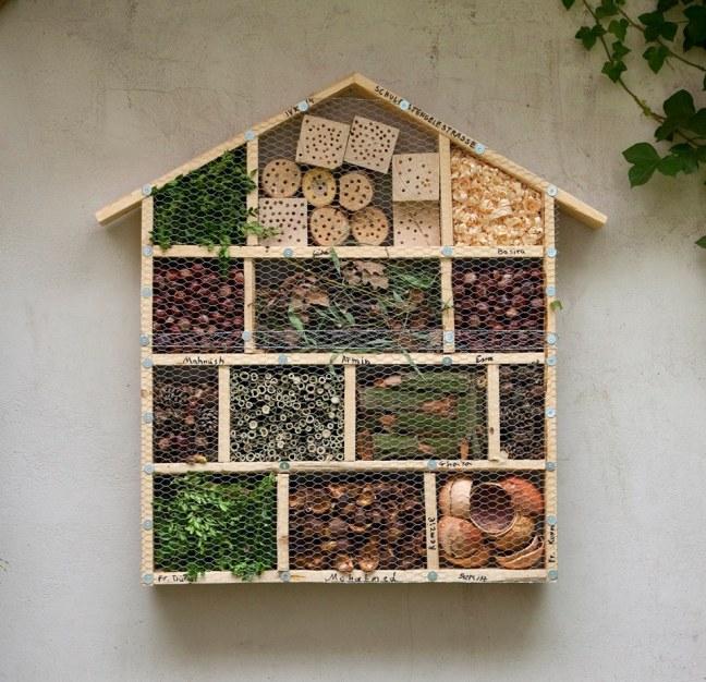 insektenhotel bauen mit kindern insektenhotel bauanleitung selbst das eigene insektenhotel. Black Bedroom Furniture Sets. Home Design Ideas