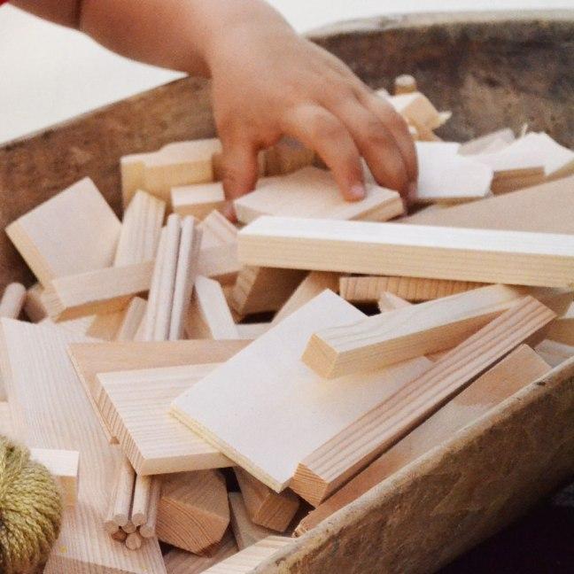 Holzauswahl Zum Werken Mit Kindern Der Kinderwerkblog