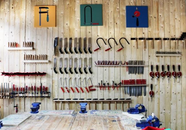 Werkstatteinrichtung Der Kinderwerkblog